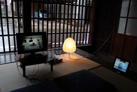 ビデオアート展 まちやゲストハウス5.jpg